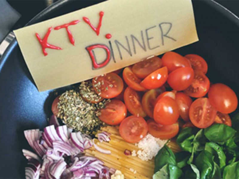 KTV-Dinner